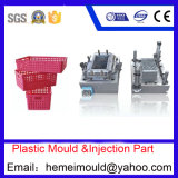 Turn Over Crate Mould Plastc Injection