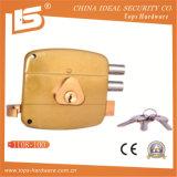 Security High Quality Door Rim Lock (1108-100)