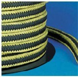 PTFE with Aramid&Graphite in Corners Braided Packing