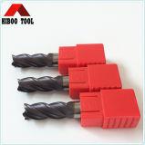 High Cutting Speed Corner Raduis Milling Tools