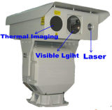 Long Distance Thermal Imaging and Laser PTZ Camera (SHJ-HLV1520-TIR155R)