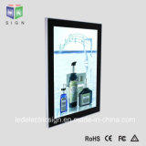 Aluminum Frame Light Box Sign with Advertising Sign