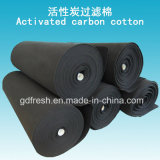 Activated Carbon Filter Media for Gas Absorption