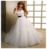 2016 High Quality Elegant Tull Princess Bridal Dresses