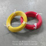 High Temperature Resistant Copper Wire Teflon Insulated Electric Wire