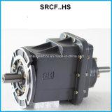 Src03 Flange Mounted Helical Gear Motor Reducer