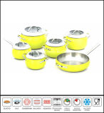 Unique Well Equipped Kitchen Cookware