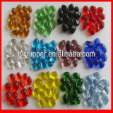 Colored Firepit Decorative Glass Beads