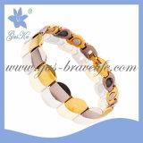 24k Gold Bracelet Jewelry (2015 Gus-Tub-009)