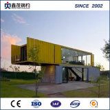 Economic Flat Pack Steel Structure Quick Installation Container House