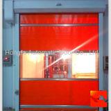 Plastic Interior Rapid Roller Shutter Door (HF-75)