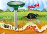 Solar Powered Mole Repeller (Mice /Mouse/ Rat / Snake /frog Rodent) -Pest Repeller Outdoor Guard
