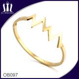 Cut out Crown Wire Bracelet Ob097