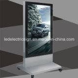 Outdoor Advertising Wall for LED Light Box Sign