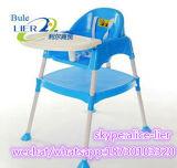 Baby High Chair Feeding Chair Plastic Dinner Chair