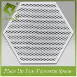 2017 New! Fireproof and Soundproof Perforated Aluminum Decoration Ceiling