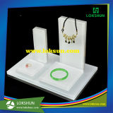 Free Shipping Exquisite Acrylic Counter Jewelry Display Stand