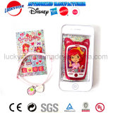 Bracelet and Toy Phone Set Girl Jewelry for Kid