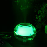 Mini Crystal Humidifier with 7 Color Changing Light Cool Mist Maker Aroma Diffuser