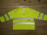 Hi Visibility Safety Vest with Reflective Tape for Worker En471