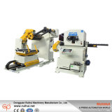 Nc Straightener Uncoiler Machine in Automatic Manufacturing Industry (MAC4-800)