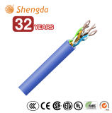 Cat5e Coaxial Cable/ LAN Cable with UL Ce