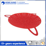 Wholesale Food Microwave Silicone Steamer with Cookware