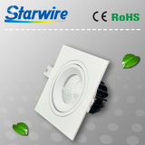 Cl12-B01 High Lumen Dimmable 12W COB LED Downlight