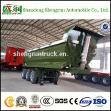 Multi-Axle Hydraulic Dump Truck Trailer