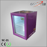 Mini Desktop Party Refrigerating Showcase