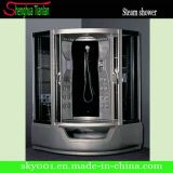New Design Two People Whirlpool Steam Sauna Room (TL-8829)