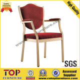 Hotel Aluminum Comfortable Arm Chair (CY-8067)
