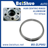 67mm to 73.1mm Aluminum Wheel Hub Centric Ring