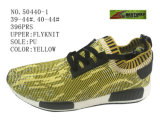 No. 50440 Men Size Flyknit Sport Stock Shoes Three Colors