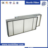 Low Initial Resistance Pleating HEPA Filter for Pharmaceutical