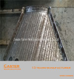 Long Service China 6+4 Bimetallic Composite Chromium Carbide Overlay Plate