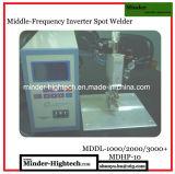 LCD Display Series Inverter Spot Welder Mddl1000/2000/3000 & Mdhp-10
