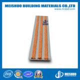 Non Slip Carborundum Inserts External Aluminum Safety Tread
