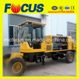 New Designed Self Walking Concrete Pump with Tractor