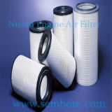 High Performance Engine Air Filter for Nissan Excavator/Loader/Bulldozer
