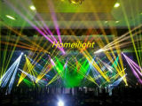 DMX 230W Moving Head Beam Light 4PCS Spot Light LED Light for Party Celebration Display