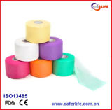 Under Zinc Oxide or Eab Adhesive Strapping Foam Bandage