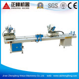 Aluminum and PVC Profile Double Miter Saw
