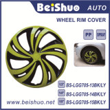 Hubcap Wheel Cover Rim Covers 4PCS with ABS Plastic Style