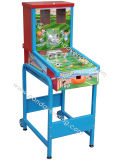 Double Canister Gumball Pinball Vending Machine (TR902)