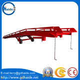 Ce-Approved H-Beam Mobile Loading Ramps with 10 Ton Capacity