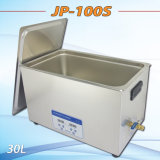 CE 30L Industrial Ultrasonic Cleaner with Digital Timer and Heater (JP-100S)