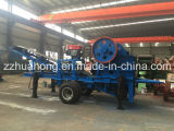 Flexible Mobile Stone Crushing Station Equipment
