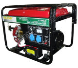 Small Electric Portable Gasoline Engine Generator for Home Standby (2kVA~7kVA)