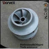 Custom Sand Cast Steel Pump Impeller Made in China